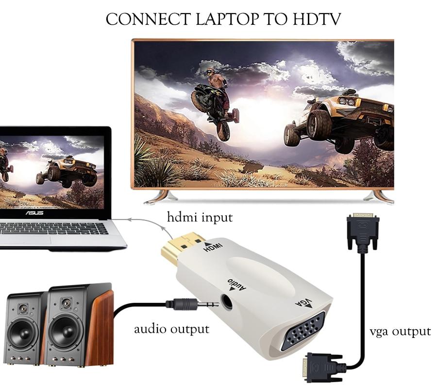 HDMI VGA CABLE