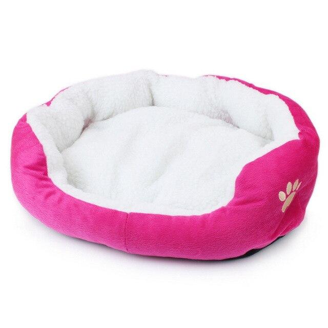 50*40 cm Comodo e morbido Gatto Letto Mini Casa per Gatto Cane Da Compagnia Divano Letto Buoni Prodotti per cucciolo Domestico del Gatto Del Cane Forniture