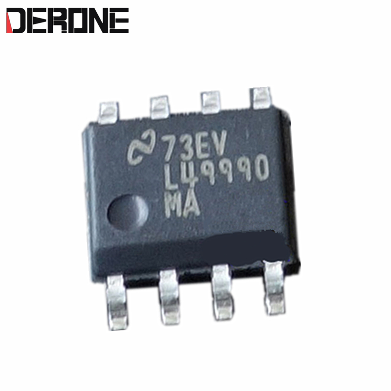 1 piece  Original LME49990MA  LME4990 Single op amp Patch op amp