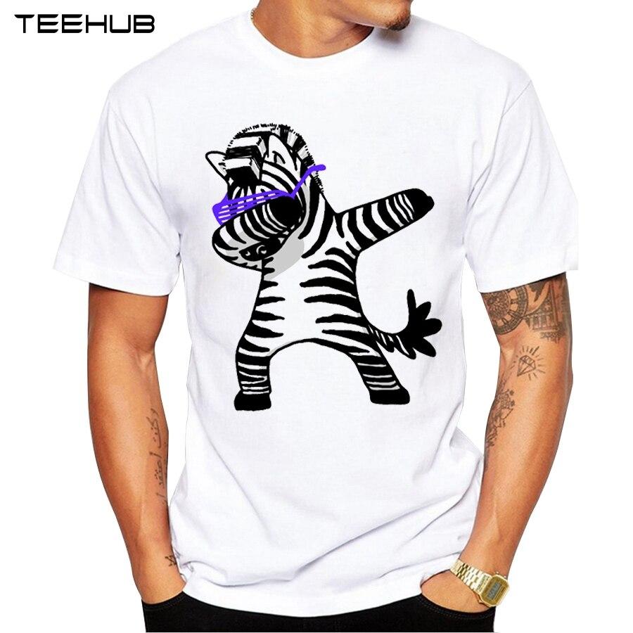 Mens Zebra Shirt
