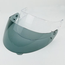 HJC casque moto visière IS-MAX, IS-MAX II, IS-MAX BT, CL-MAX2, SY-MAX3 casque bouclier fumée Transparent HJC casque lentille(China)
