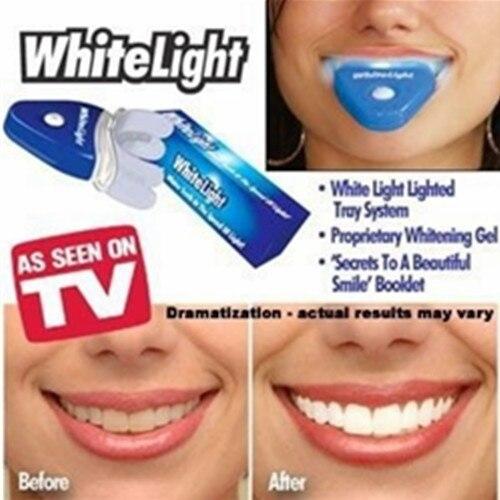 Professional Dental Teeth Whitening Uv Light With Whitening Gel