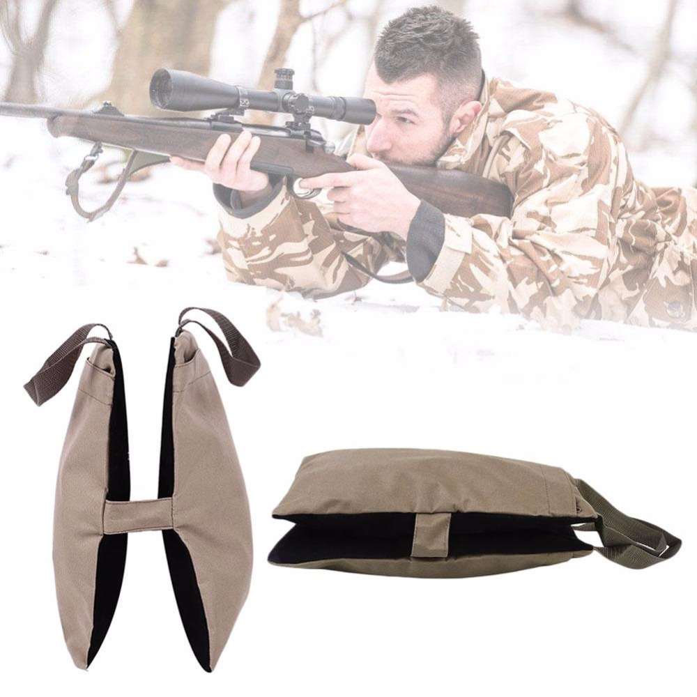 Durable Outdoor Tactical Hunting Target Shooting Photography Support Oxford Cloth Sandbags