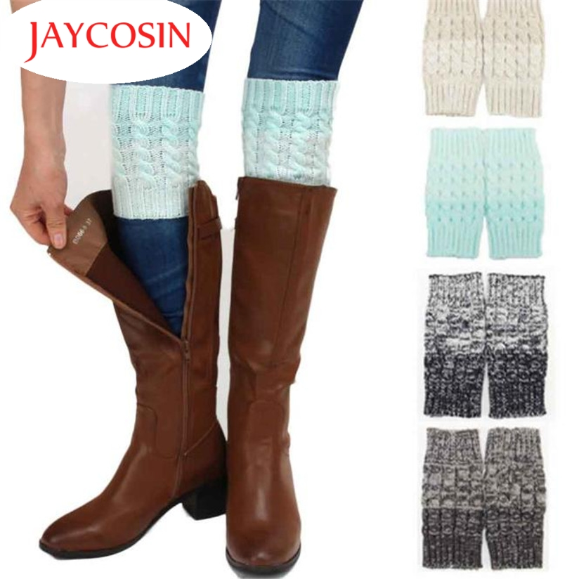 New Socks 1 Pair Women Fashion Stretch Boot Leg Cuffs Adult Socks Free Shipping Hot Selling Hot Drop Shipping