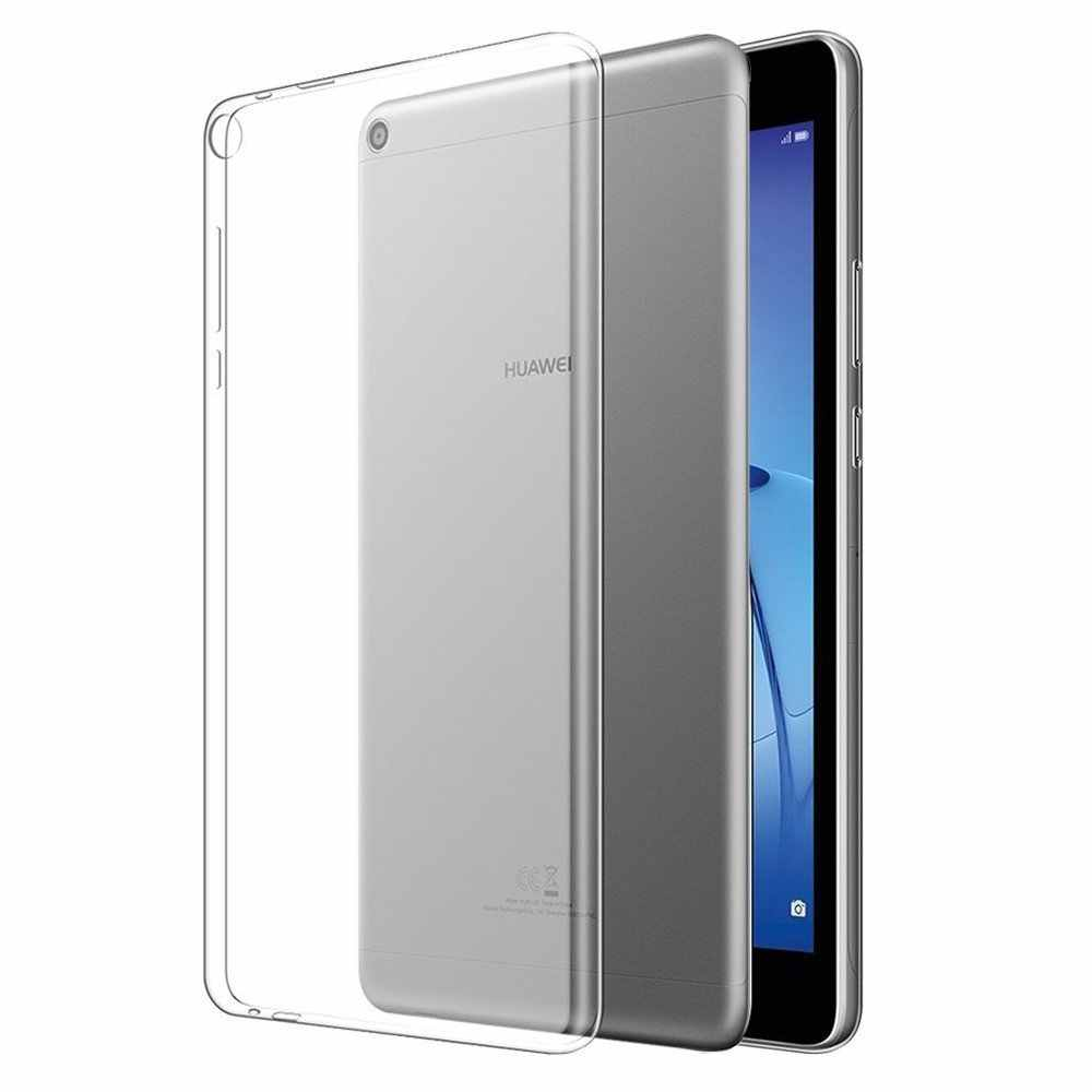 Case for Huawei Tablet Mediapad T3 8 10 KOB-L09 KOB-W09 AGS-L09/L03 Ultra Thin Transparent Case for Huawei mediapad t3 10 Case
