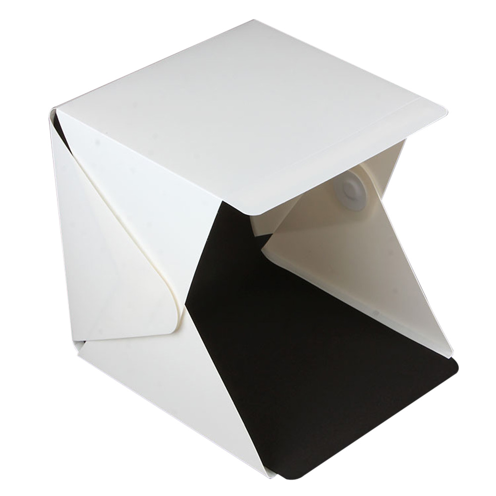 FW1S 2016 Newest Portable Mini Photo Studio Box Photography Backdrop built in font b Light b