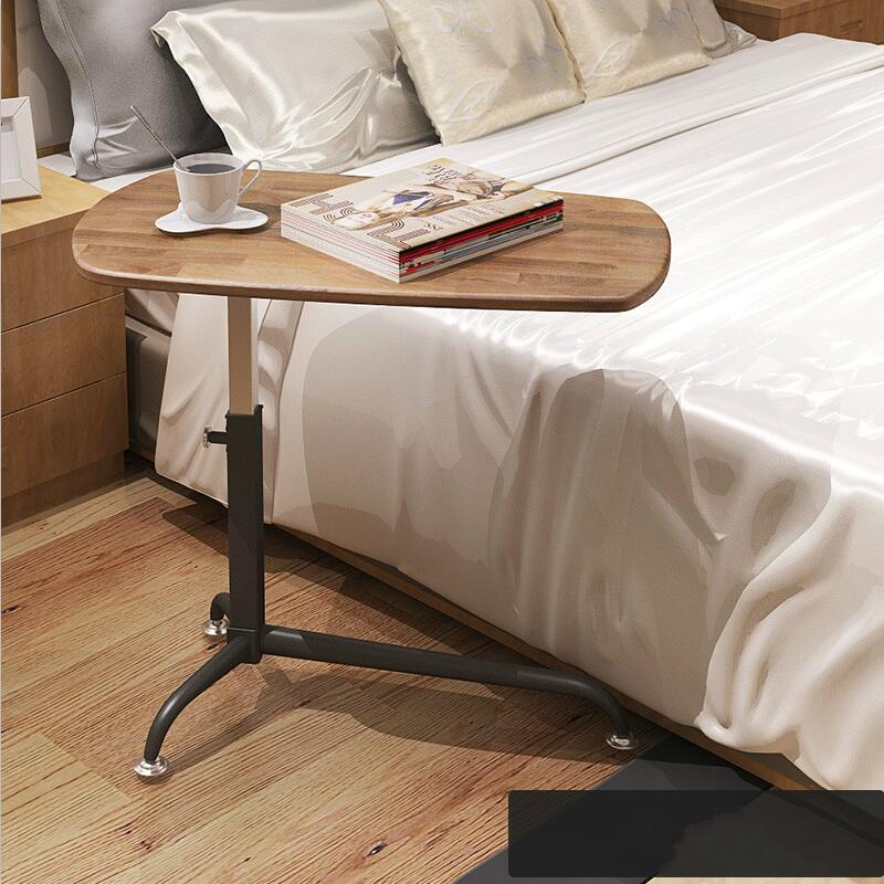 High quality fashion modern lazy notebook computer desk movable bed table lifting table table learning desk free shipping high quality simple notebook computer desk household bed table mobile lifting lazy bedside table office desk free shipping