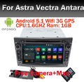 Quad core HD 1024*600 Сенсорный Экран Автомобильный Радиоприемник Андроид Для Vauxhall Opel Astra H G J Vectra Antara Zafira Corsan Wifi 3 Г GPS SD