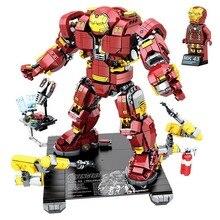 SLPF Children Educational Mech Armor Boy Assembled Insert DIY Building Block Brick Building Toys Kids Gift Compatible LegoingI06