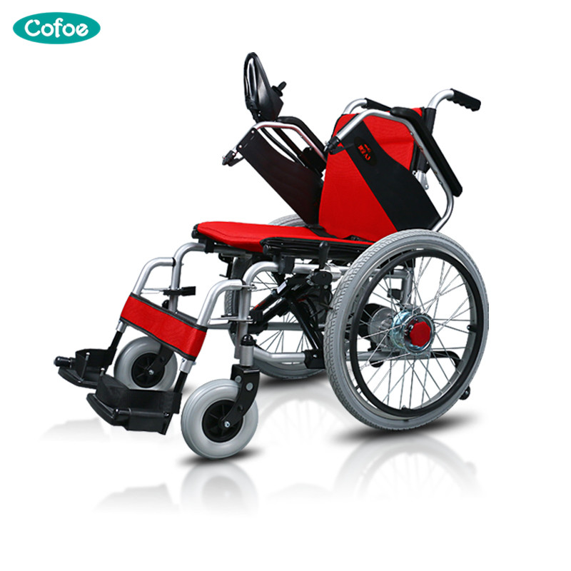 Image of: Png Cofoe Yixiang Electric Wheelchair Folding Portable Fullautomatic Intelligent Fourwheel Scooter For Old People The Disabled Aliexpresscom Imallcom Imall Cofoe Yixiang Electric Wheelchair Folding Portable Fullautomatic