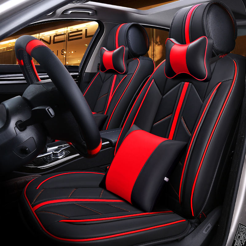Four Seasons General Car Seat Cushions Car pad Car Styling Car Seat Cover For Volkswagen Beetle CC Eos Golf Jetta Passat