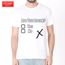 Men Are You Drunk Women Harajuku Short Sleeves T shirt Unisex Skateboard Tshirt Clothes Streewear