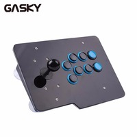 Gasky USB Wired 8 Directional Joystick Buttons Controller