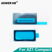 Dower Me Top Ear Speaker Earpiece Dust Mesh Holder With Adhesive Sticker Glue For SONY Xperia XZ1 Compact XZ1C Mini G8441 G8442