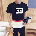 2017 New Cool style Men's short sleeves T-shirt Hip Hop Streetwear for Lovers