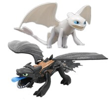 How To Train Your Dragon 3 Toothless child night evil child toy handle animation model light evil spirit