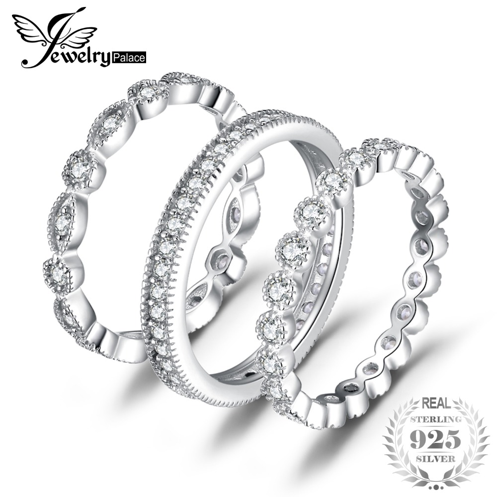 top 8 most popular zirconia rings shaped ring 925 silver
