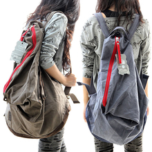 2018 Large Capacity Canvas Rucksack Man Travel Bag Mountaineering Backpack Male Luggage Unisex Casual Sac a Dos Femme