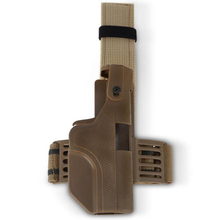 Quick Drop Glock Gun Holster Tactical Leg For 17 19 23 Hunting Shooting Carry Case Accessories