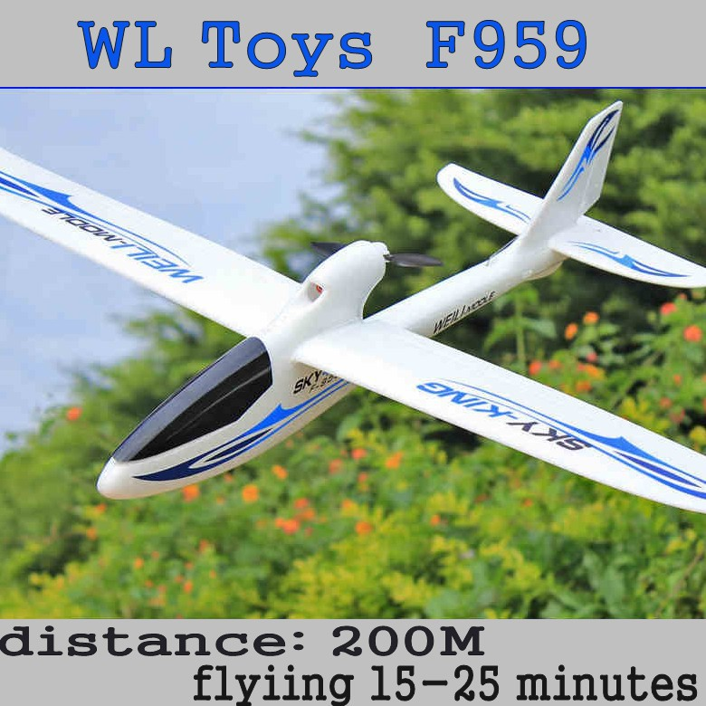 Wltoys F959 Model Aircraft For Sale Epo Rc Airplane 75cm Professional Drone 3ch Rc Glider Remote Control Airplane Model Aircraft все цены