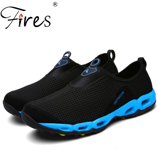 Fires Summer Climbing Shoes For Men Outdoor Creek shoes Sneakers Breathable Hiking Shoes Women Sports Sandals Water Shoes 46 45