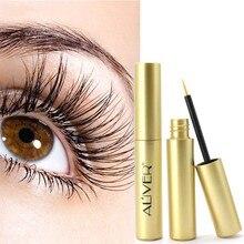 Herbal Eyelash Growth Treatments Liquid Serum Enhancer Eye Lash Longer Thicker Better than Eyelash Extension Powerful Makeup D1