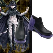 Anime Danganronpa V3 Koukichi Ouma Kokichi Cosplay boots Shoes