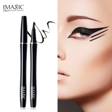 IMAGIC 1 Pcs Black Long Lasting Eye Liner Pencil Waterproof Eyeliner Smudge-Proof Cosmetic Beauty Makeup Liquid Eyeliner Pen new 1 pcs black long lasting eye liner pencil waterproof eyeliner smudge proof cosmetic beauty makeup liquid eyeliner pen tools