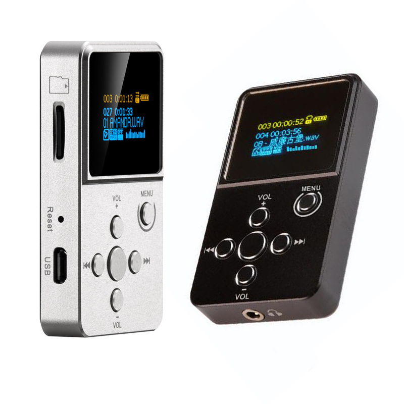 Original Newest XDUOO X2 mp3 Player Digital Audio HIFI mp3 Music Player OLED Screen Supports MP3