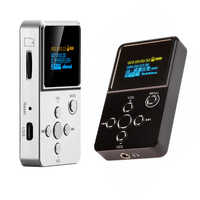 Original Newest XDUOO X2 mp3 Player Digital Audio HIFI mp3 Music Player OLED Screen Supports MP3 WMA APE FLAC WAV Audio Formats