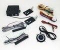 Sistema de alarme de carro PKE push start botão de parada, a entrada keyless passiva, motor de arranque remoto, bloqueio automático do carro porta, mas nenhuma sirene HY-904 RM1