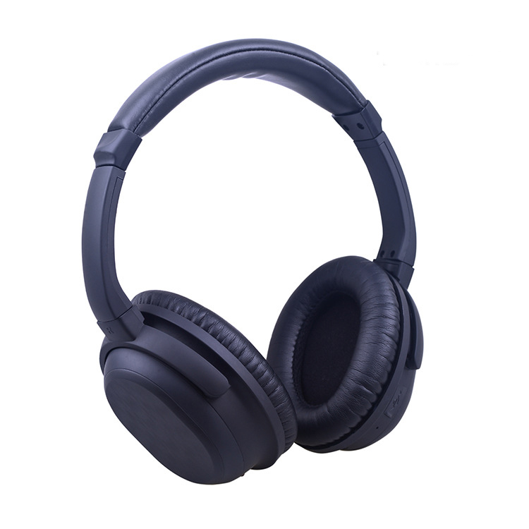 Active Noise Cancelling Bluetooth 4.0 Headphones ANC Wireless Earphones Long Standby Time