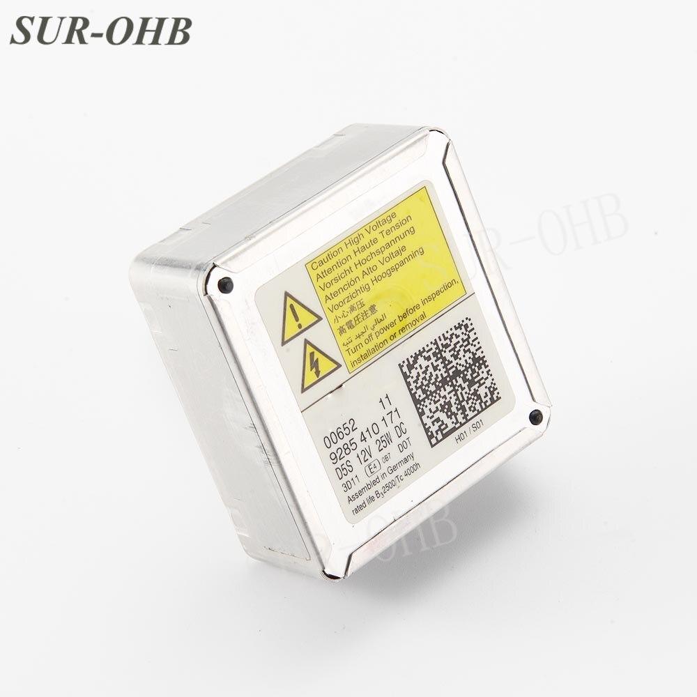 00625 Oem PH D5S 12v 25W DC Xenon HID Bulb 9285410171 For Headlight Headlamp (OEM XENON ORIGINAL HID LIGHTS)