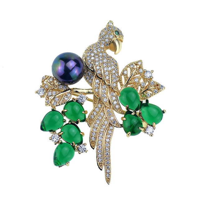 Tisvina Pearl Emerald...
