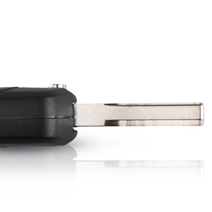 Image 4 - KEYYOU 10x 2/3 Buttons Flip Remote Car Key Shell Case For Vauxhall Opel Zafira a Vectra c Antigo Astra Omega Suprema HU43 Blade