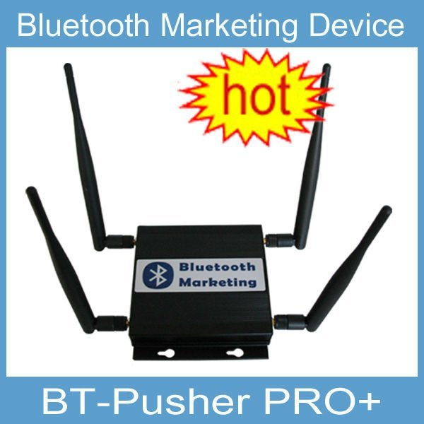 Bluetooth Advertising Device (Pro+ ) with Battery Free shipping to any country