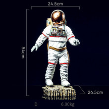 Buy resin astronaut model and get free shipping on