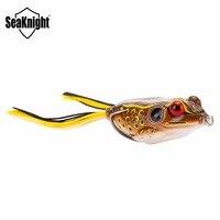 1 teile/los SeaKnight Angeln Locken SK401 402 Spinner Frosch 13 5g/21g 2.17in/2.56in Weichen Köder Floting angeln Frosch Köder Karpfen Angelköder    -