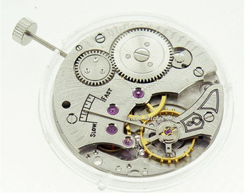 17 Jewels 6498 Hand Winding Mechanical ST36 Movement Fit Parnis Men's Watch Accessory