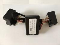 Plug And Play CIC Retrofit Emulator Video In Motion Navi Voice For BMW CIC X5 X6 E70 E71