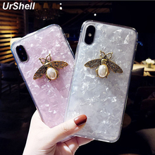 Luxury Honey Phone Case For iPhone 11 Pro Max XR XS MAX X 8 7 6 6S Plus Cases Soft Silicone Shell Cover For iPhone 11 Pro Max travel phone case custom name phone cases for iphone 6 6s 7 8 plus silicone soft cover case for iphone x xs max xr 11 pro max