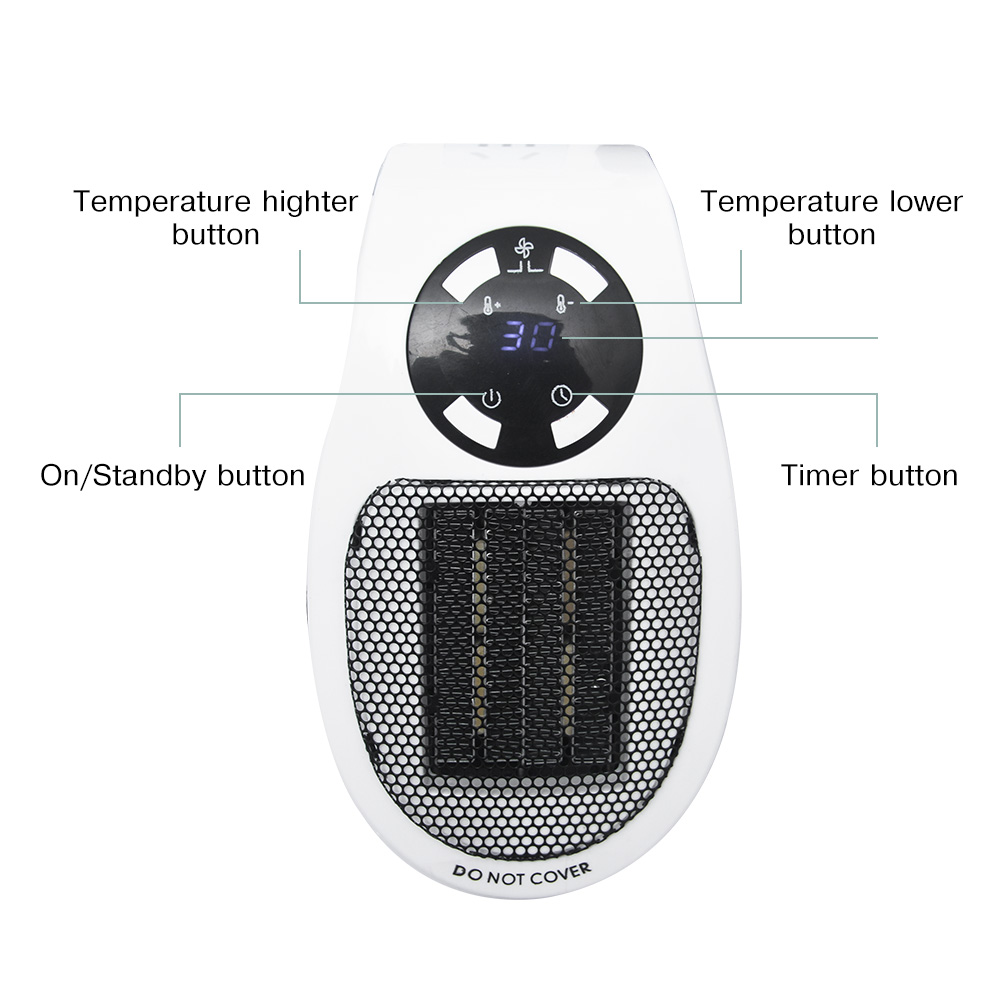 Electric Handy Heater for AD shopper 4