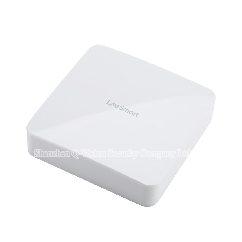 2--Lifesmart Smart Station Top Brand RF433MHz Wireless Smart Home Automation System WIFI Remote Control via VIA IOS Android Phone