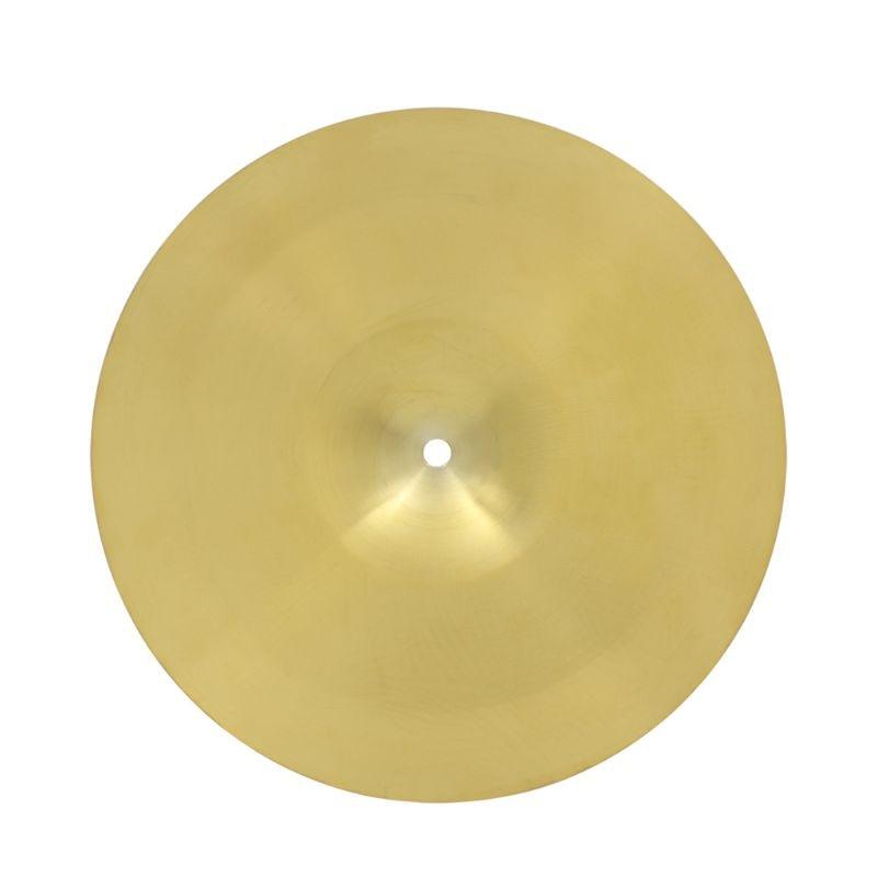 """1 Pc Becken 8 ''/10""""/12 """"/14"""" Messing Legierung Splash Hallo-hut Für Drum Set Percussion Messing Farbe Homeland"""