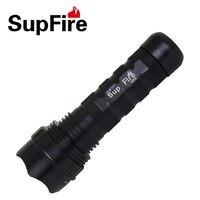 Supfire HID 24W Cree XM U21600 Lumens Portable LED Flashlight Outdoor Led Lighting Waterproof IP67 with HID Dedicated Battery