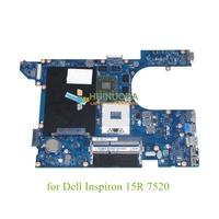 Original 4P57C 04P57C CN 04P57C LA 8241P For Dell Inspiron 15R 7520 Laptop Motherboard HM77 ATI