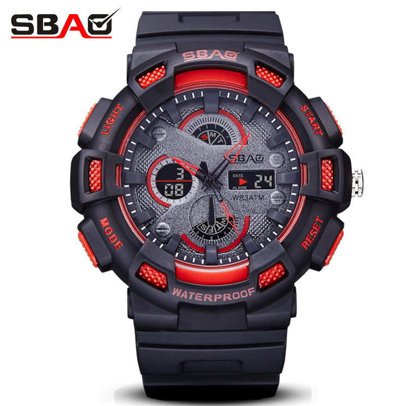 Authentic Fashion Men Couple Mens Waterproof Diving Watch Sport Electronic Wrist Watches For Orologi Authentic Fashion Men Couple Mens Waterproof Diving Watch Sport Electronic Wrist Watches For Orologi