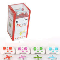 Cheerson cx-10 cx10 Mini 2.4g 4CH RC télécommande quadrirotor hélicoptère Drone CX 10 LED jouets cadeau pour enfants cadeau