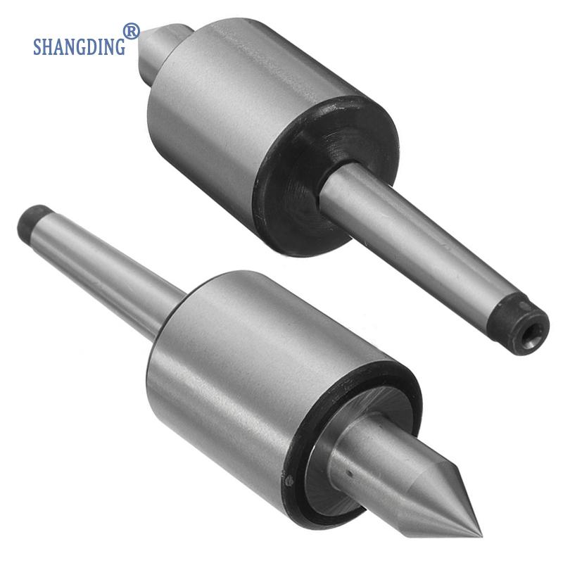 1pc Triple Bearing Steel Live Center Morse Taper Precision MT1 Morse Taper For Lathe Revolving Tool mt2 precision live center morse taper triple bearing steel morse taper for lathe revolving tool
