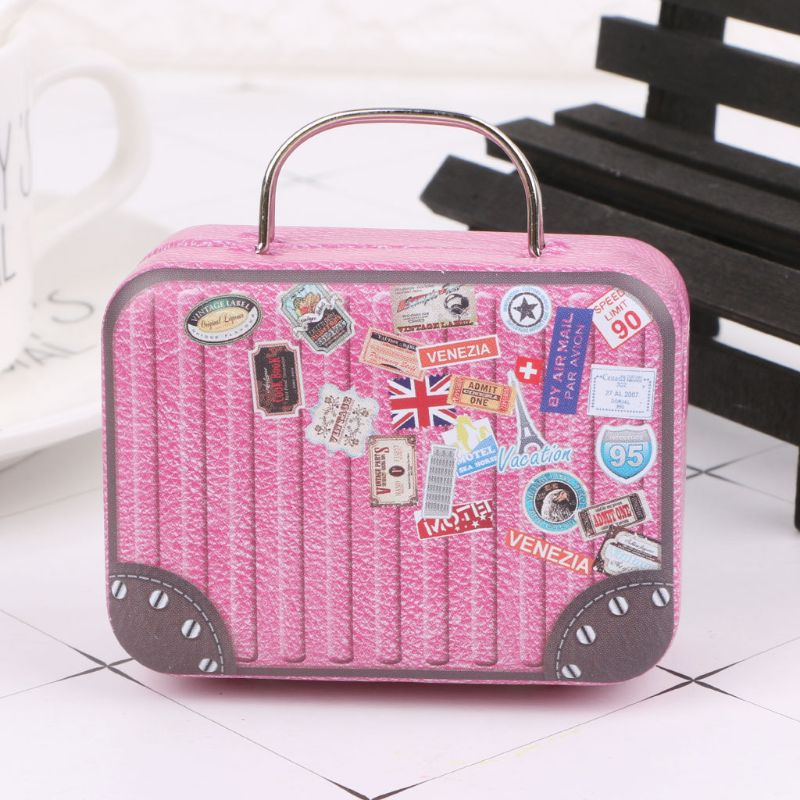 Doll Toys Trunk For Blyth Dollhouse Box Candy Box Jewellery Gift Box